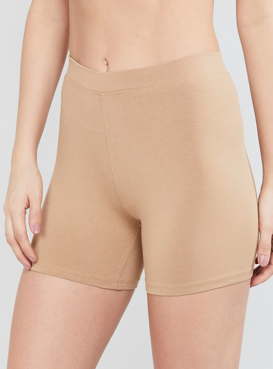 MAX Solid Women's Boy Shorts