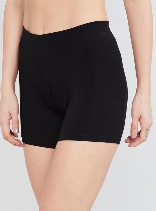 MAX Solid Women's Boy Shorts