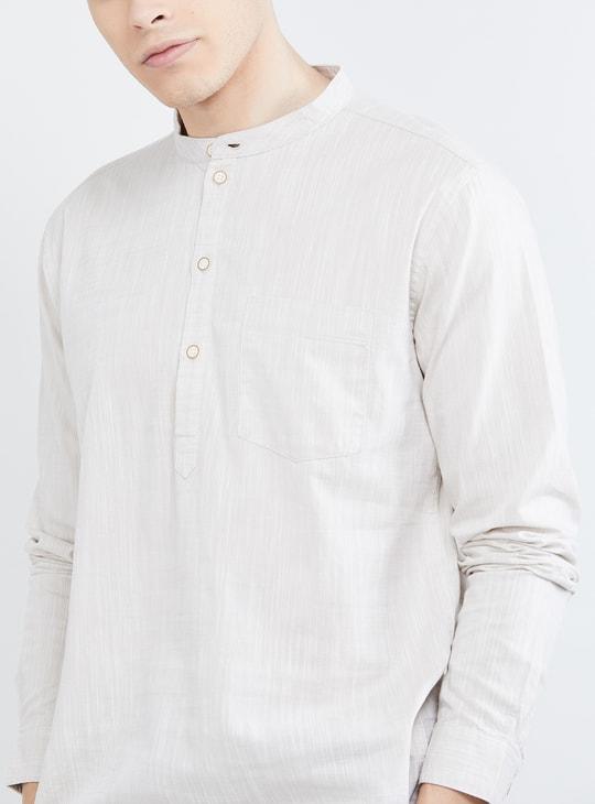 MAX Solid Kurta Shirt