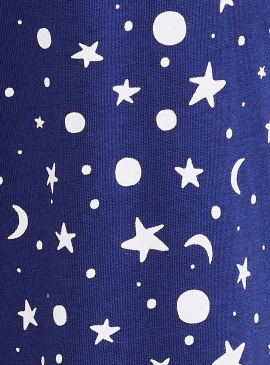 MAX Printed Drawstring Waist Pyjamas