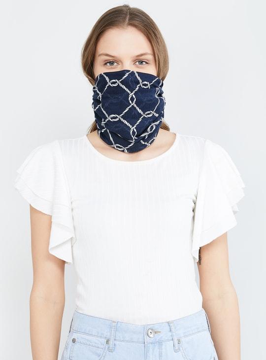 MAX Checked Convertible Bandana Mask