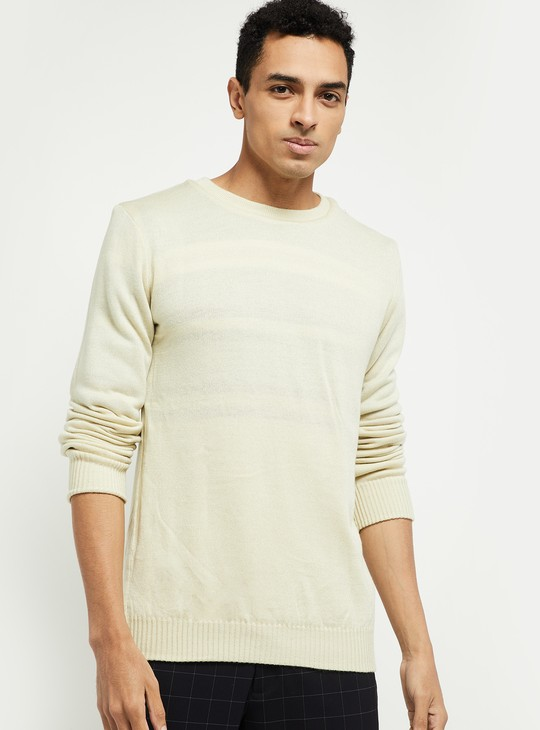 MAX Colourblocked Reversible Sweater