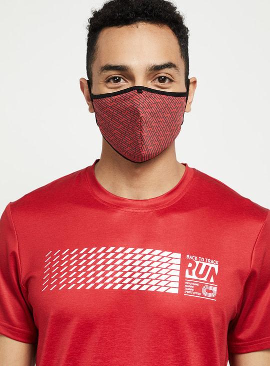 MAX Printed Face Mask - Set of 3 Pcs