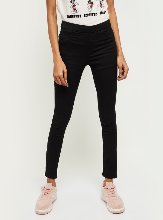 MAX Solid Jeggings