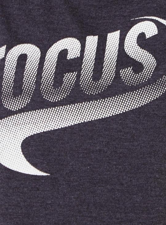 MAX Focus Graphic Print T-Shirt