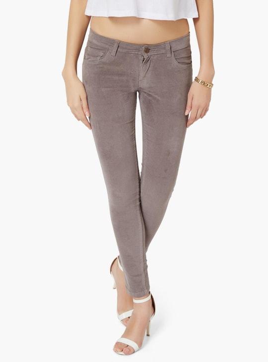 MAX Five Pocket Corduroy Pants