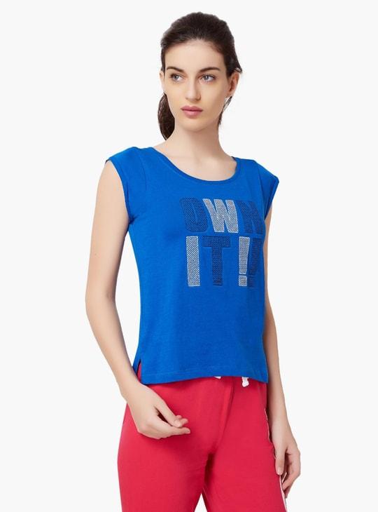 Max Own It Imprint T-Shirt