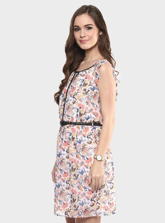 MAX Floral Print Dress