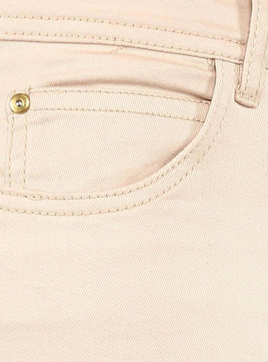 MAX Five-Pocket Cropped Pants