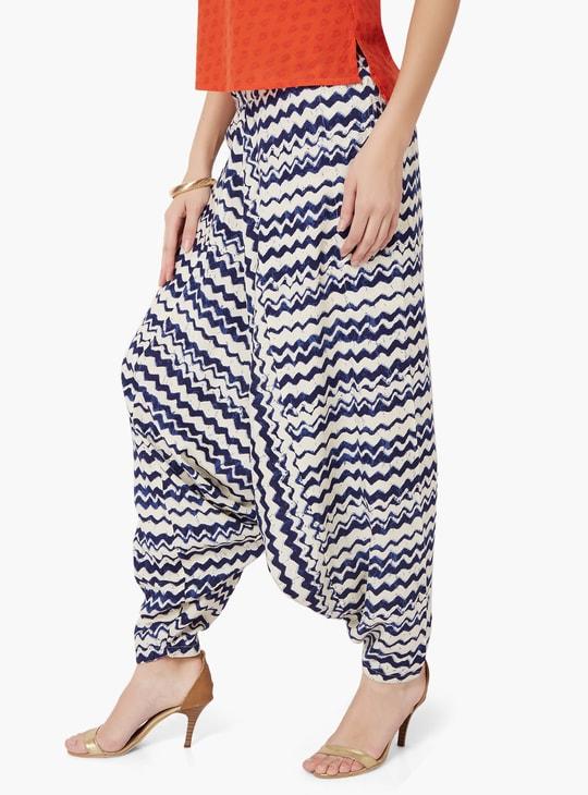 MAX Printed Dhoti Pants