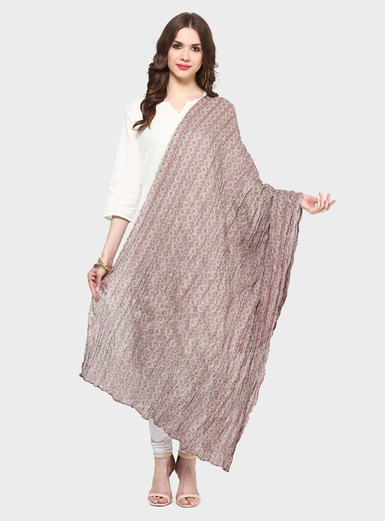 MAX Printed Cotton Dupatta
