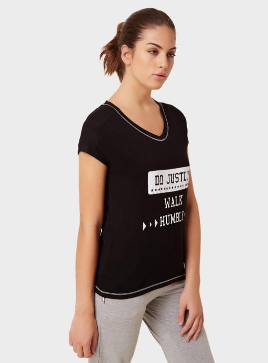 MAX Walk Humbly T-Shirt