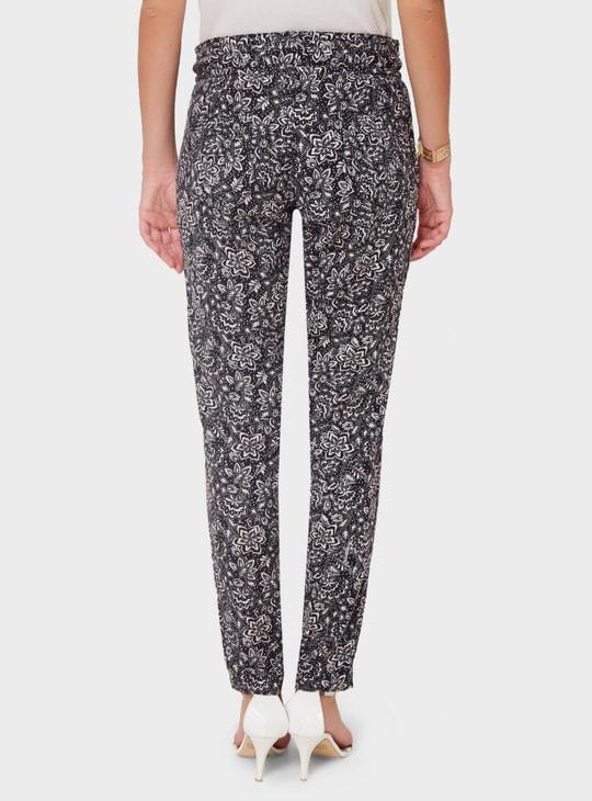 MAX Printed Slim Fit Pants