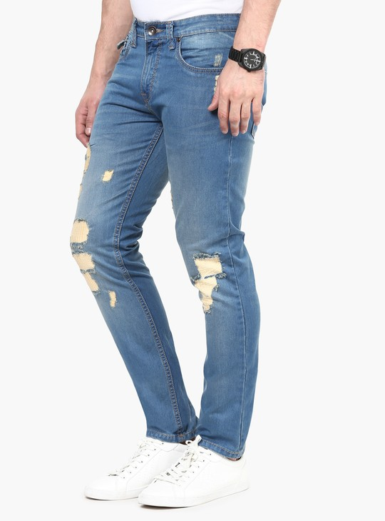 MAX Distressed Jeans