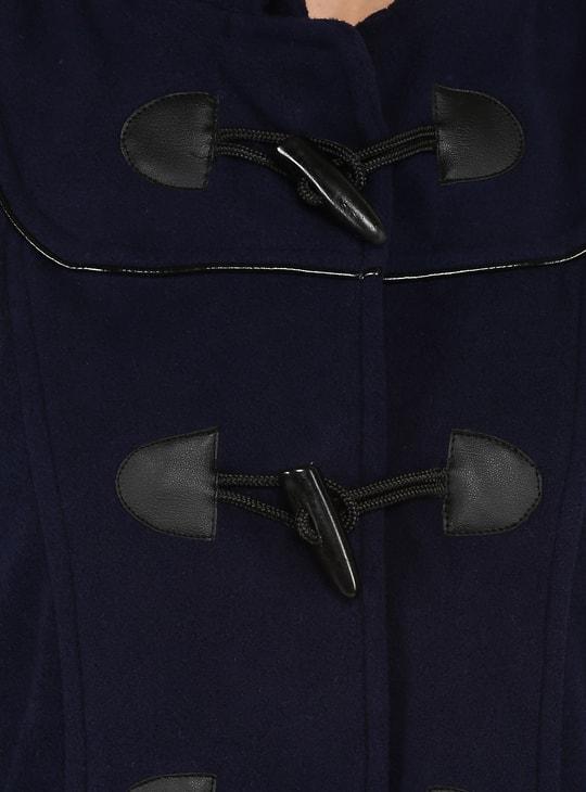MAX Hooded Toggle Coat