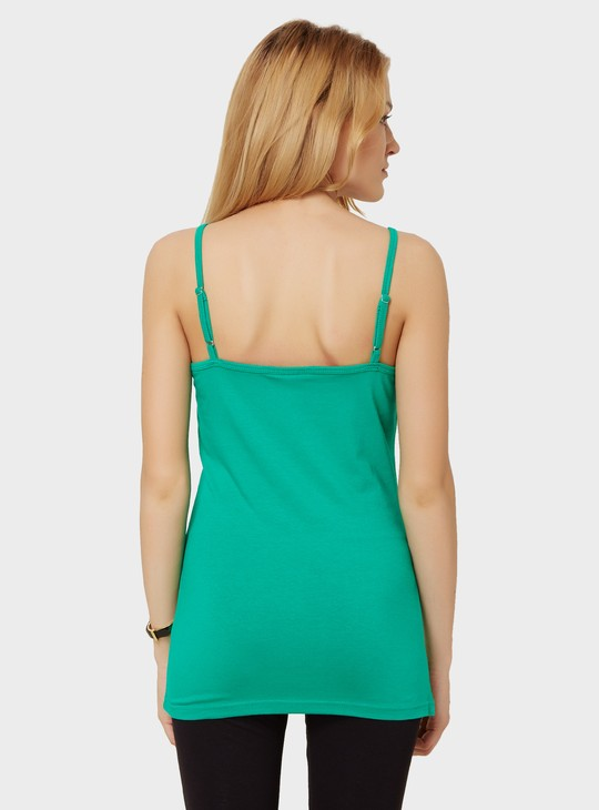 MAX Adjustable Straps Camisole
