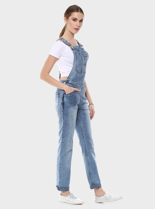 MAX Denim Jumpsuit