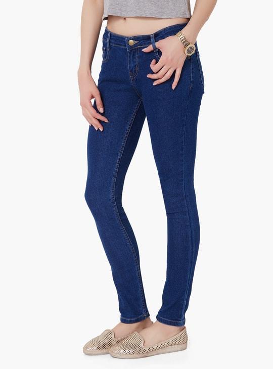 MAX Dark Wash Skinny Jeans