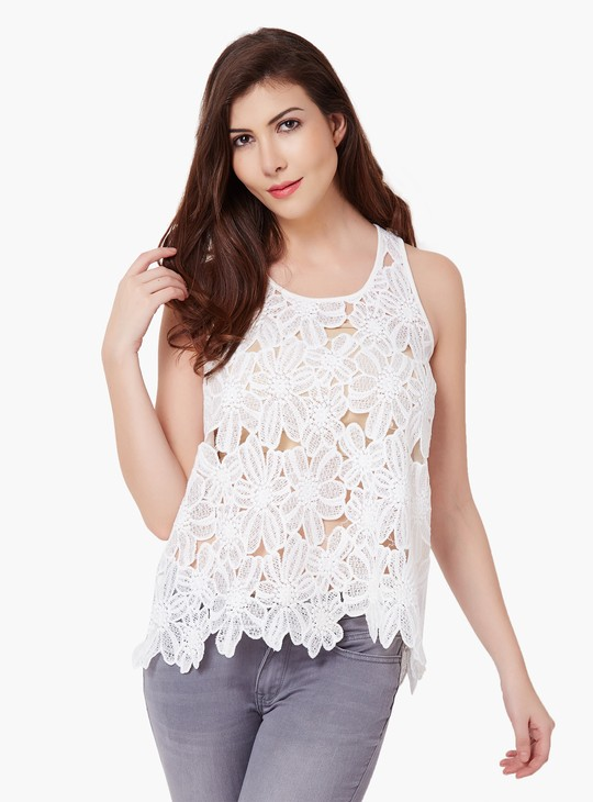 MAX Lacy Tank Top