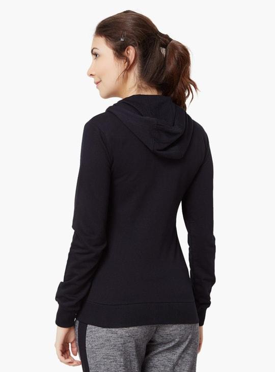 MAX Zip-Up Sweatshirt