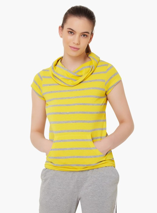 MAX Cowl Neck T-Shirt