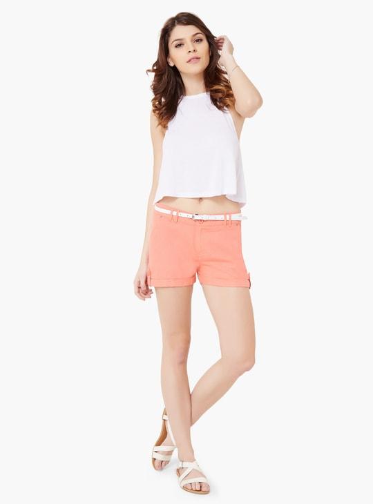 Max Solid Summer Shorts