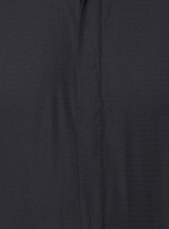 MAX Slim Fit Concealed Placket Formal Shirt