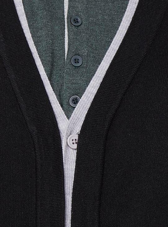 MAX Full Sleeves Cardigan