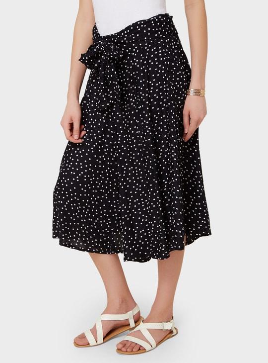 MAX Dot Print Culottes