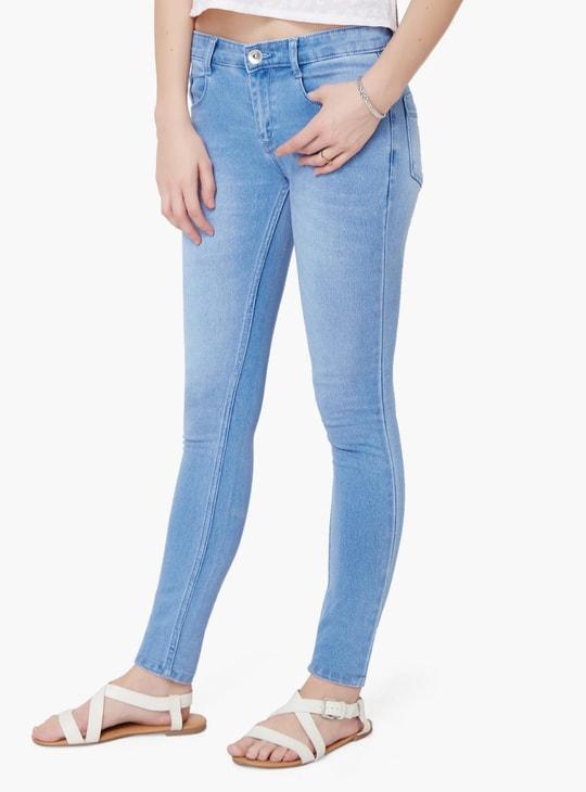 MAX Five Pocket Skinny Jeans
