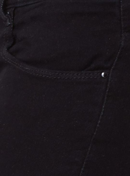 MAX Five Pocket Dark Wash Jeans