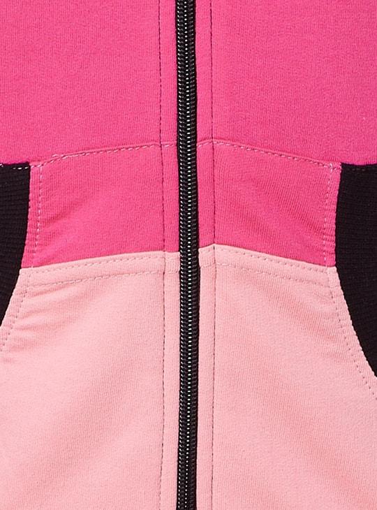 MAX Hooded Zip Through Jacket
