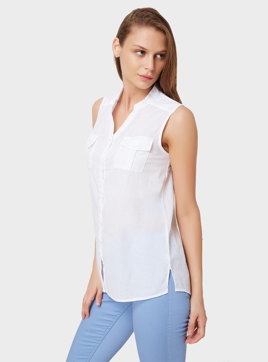 MAX Sleeveless Blouse