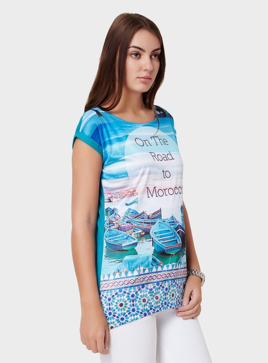 MAX Digital Print Top