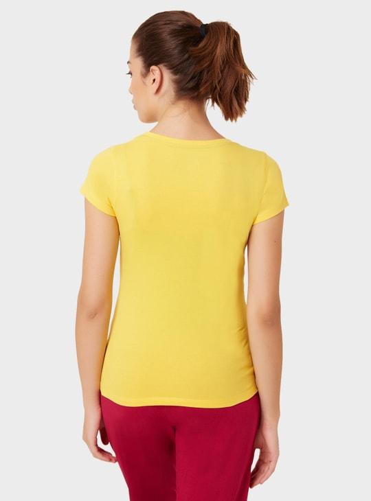 MAX Chest Print T-Shirt