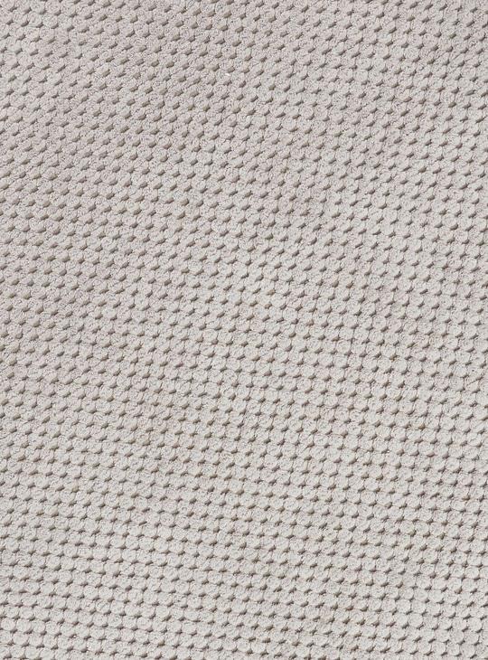 سجادة حمام بارزة الملمس - 70x45 سم