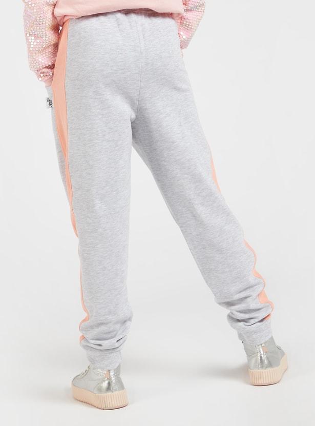 JoJo Siwa Print Jog Pants with Pockets and Drawstring