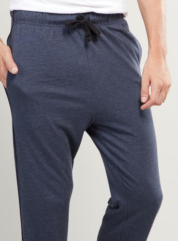 Pocket Detail Pyjama with Elasticised Waistband and Drawstring