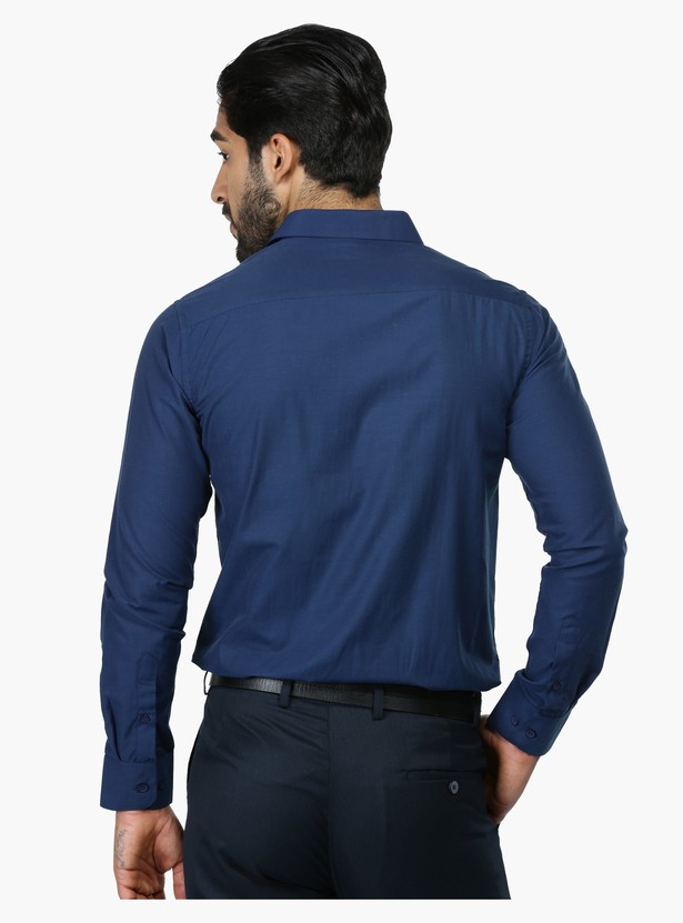 Long Sleeves Formal Shirt in Regular Fit
