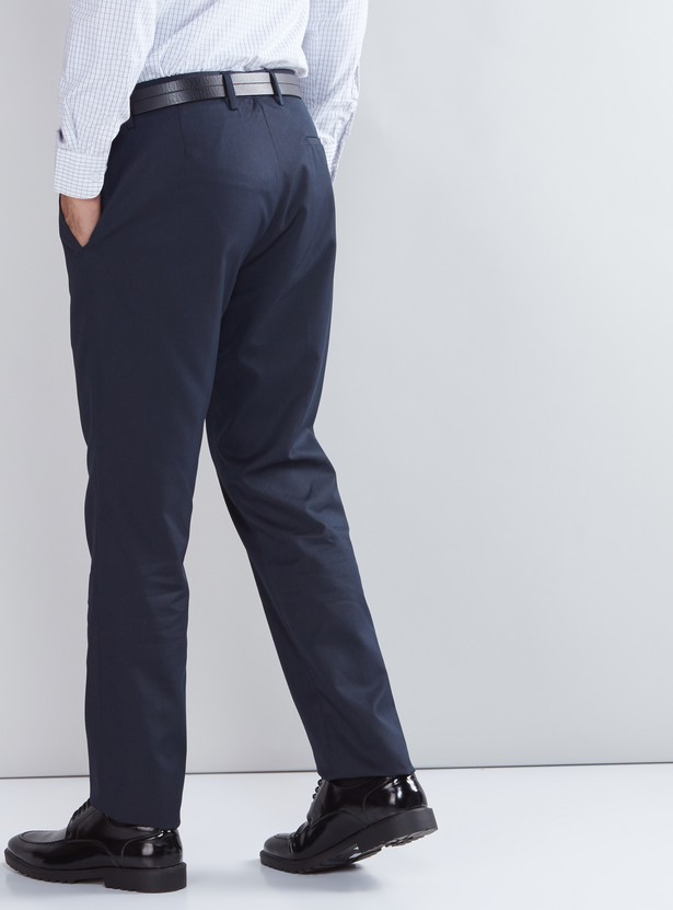 Full Length Pants with Pocket Detail