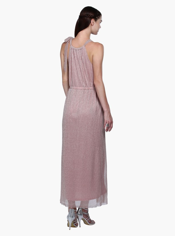 Maxi Dress with Elasticised Waistband