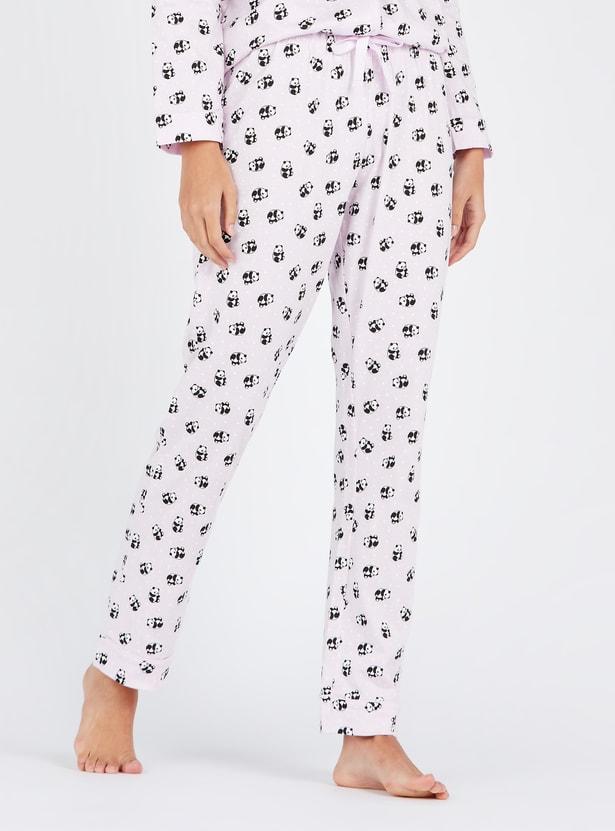 Gift Pack - Printed 3-Piece Nightwear Set