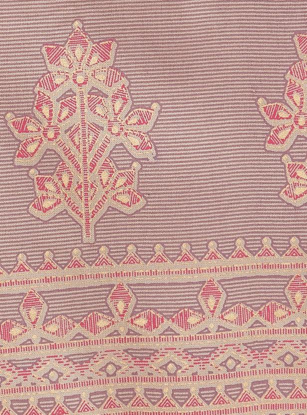 MAX Printed Flared Kurta with Button Placket