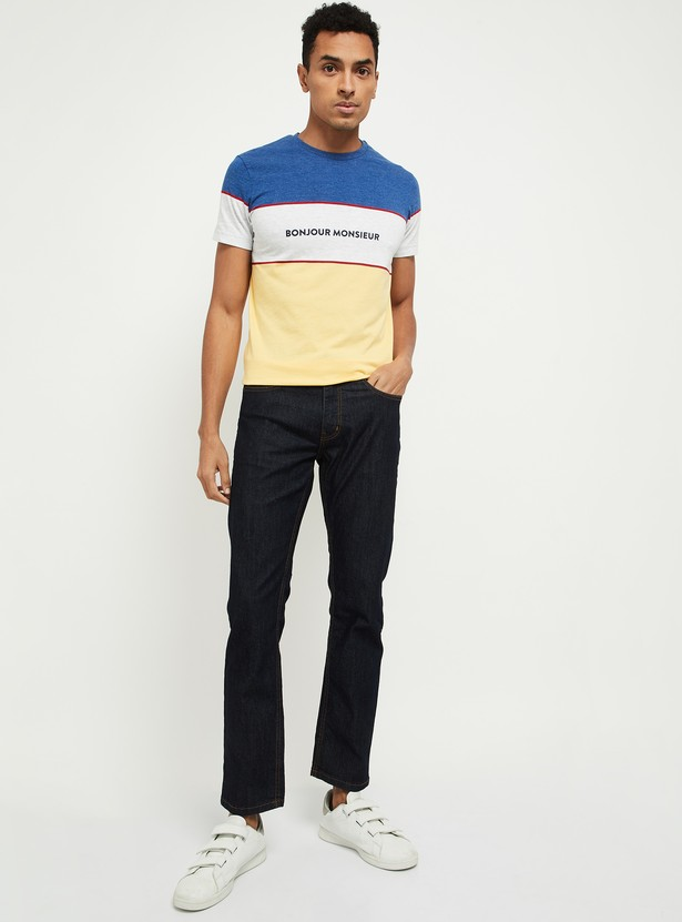 MAX Solid Jeans - Eco Wash