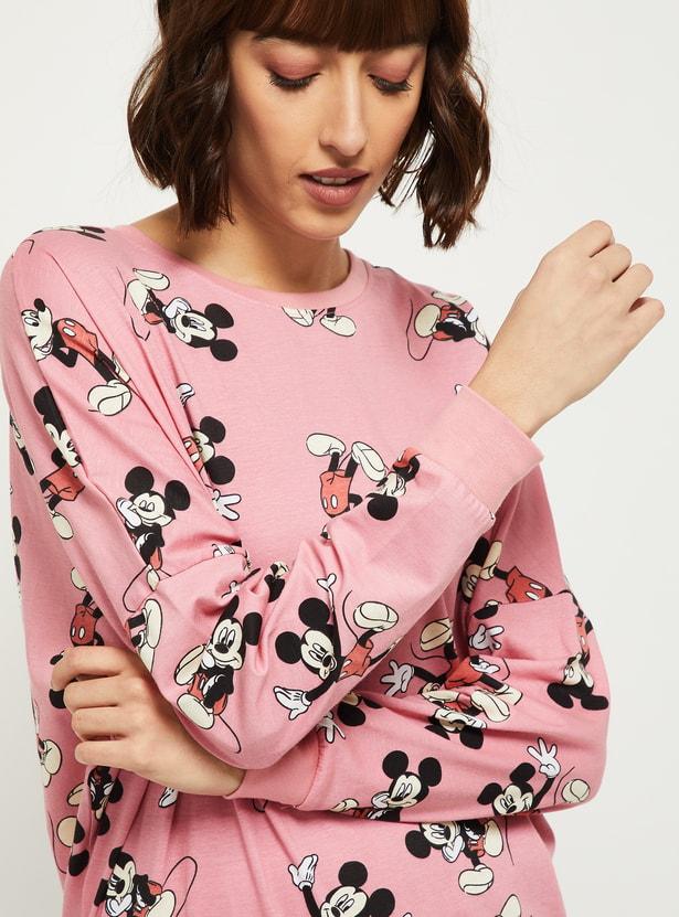 MAX Disney Printed Sweatshirt