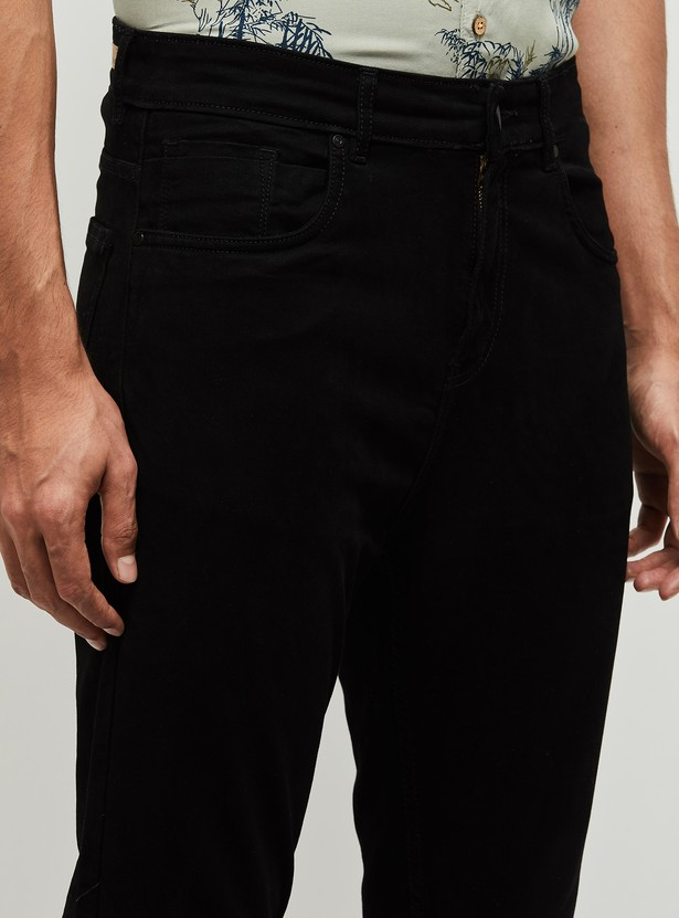 MAX Solid Carrot  Fit Jeans - Eco Wash