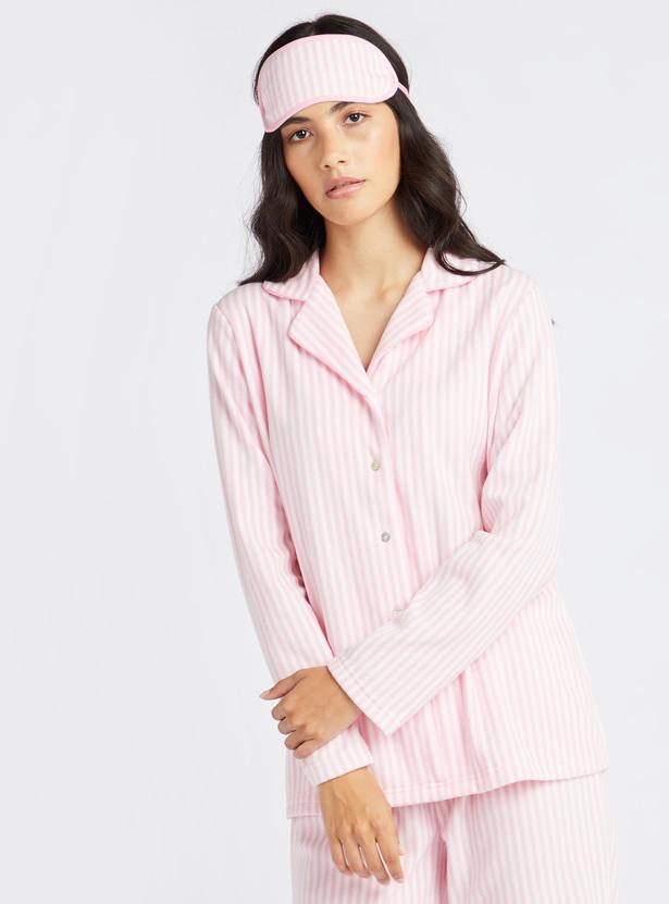 Gift Pack - Cozy Striped 3-Piece Nightwear Set